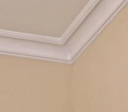 Плинтус потолоч. 3м